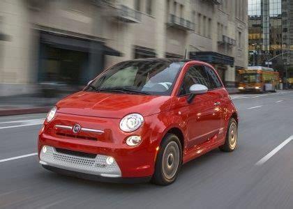 Fiat 500e Range by 2018 Fiat 500e Changes Range Specs Release Date