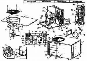 Coleman Evcon Air Conditioner Wiring Diagram