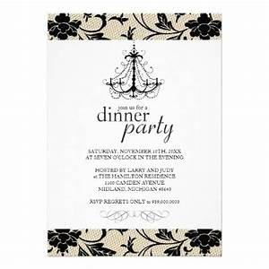 Fancy Dinner Party Invitations | Dinner, Invitations and ...