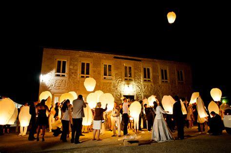 lcher de lanternes mariage l 226 cher de lanternes tha 239 landaise sebastien ceresuela dj animateur mariage
