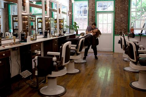 which is more important the barber shop or the barber