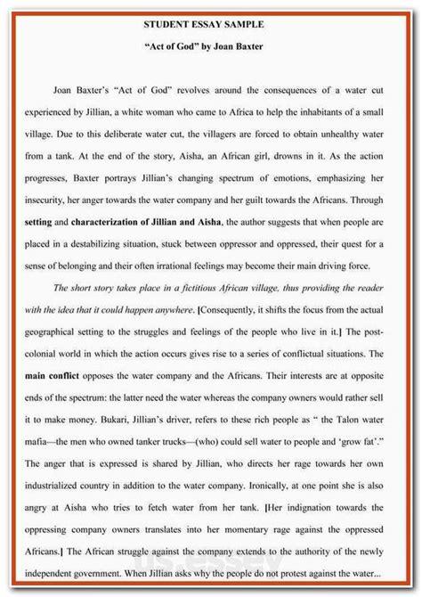 interesting college essay topics essay story