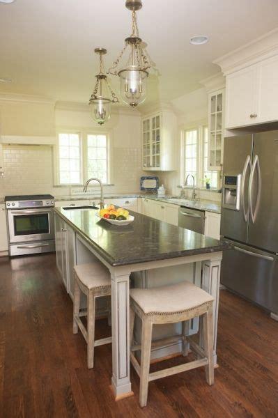 narrow kitchen island ideas  seating wow blog