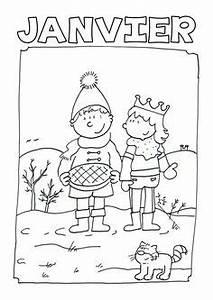 theme de janvier quotroule galettequot les rois et les reines With couleur pour salle de jeux 16 coloriage galette des rois epiphanie