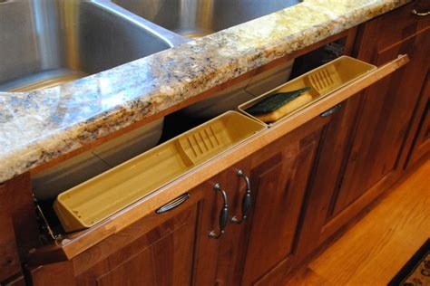 cleaner for kitchen cabinets rustic birch kitchen rustic philadelphia by sterling 5446