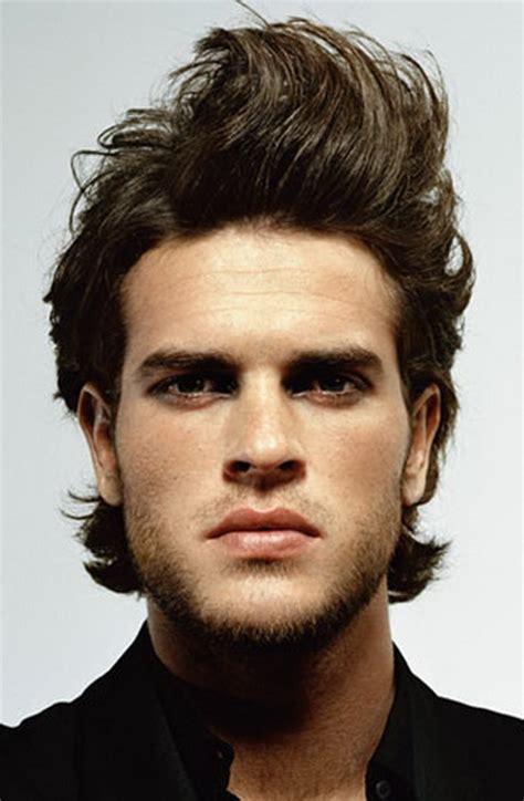 frisur lange haare mann