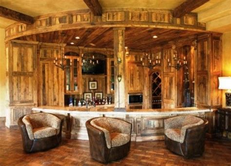 Fancy Home Bar by Rustic Home Ideas Impressive Home Bar Design For