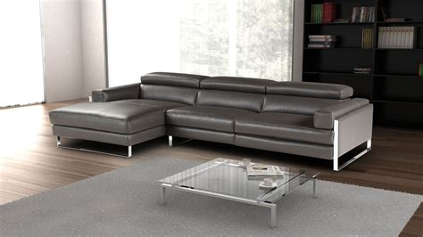 canapé sofa italia romeo modern sectional left facing chaise giuseppe giuseppe