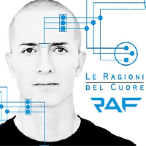 Testo Via Raf by Concerto Raf Bologna