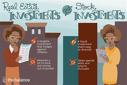Estate Stocks Investment Invest Should Money Investments