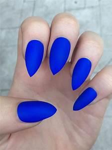 Stiletto nails ... Fake Nails