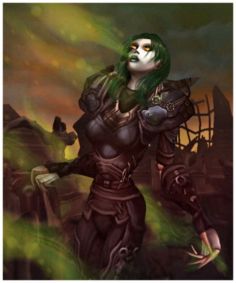 wow rogue undead deviantart forsaken warcraft fan female revived characters fanart warrior drawing lady thread rotation fantasy 2009 lich game