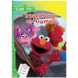 Sesame Street Elmo DVD