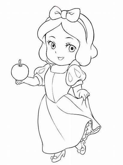Coloring Princess Pages Printable Recommended Colors