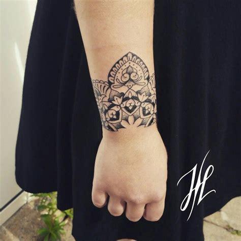 bracelet mandala tattoo  marjorianne ink