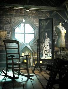 creepy attic render state