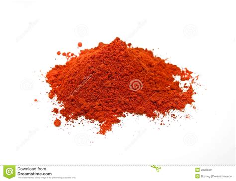 paprika spice stock image image of flavoring cooking