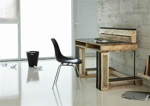 Plan De Travail En Palette : meubles en palettes le bois recyclable pour votre confort ~ Melissatoandfro.com Idées de Décoration