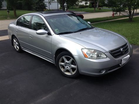 Nissan Altima 2003 by 2003 Nissan Altima 3 5 Se Related Infomation