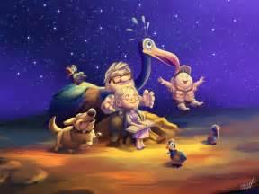 Disney Up Artwork by Disney Pixar Up Dream Together By Miacat7 On Deviantart