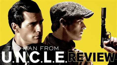 The Man From U.n.c.l.e. Film Review