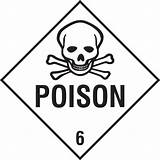 Poison Coloring Signs Pages Safety Sign Printable Label Clipart Hazard Warning Az 250mm Clipartbest Clip Bar Cards Stop Security Printables sketch template