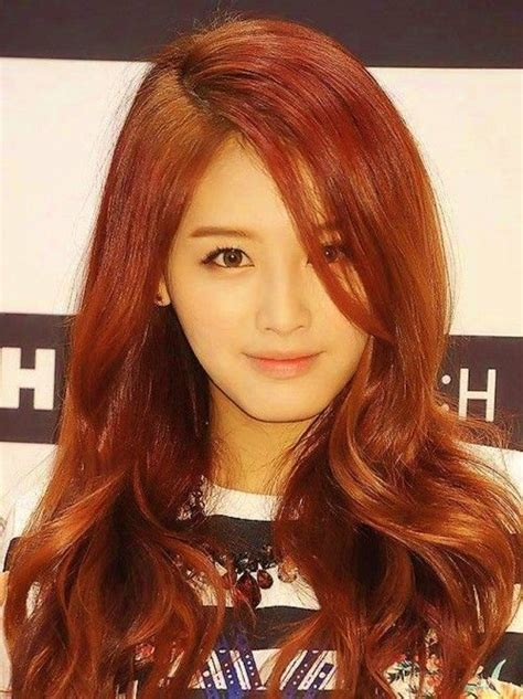 best hair color for asians the best hair colors for asians bellatory