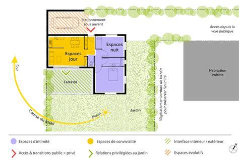 plan maison plain pied 3 chambres en l plan maison plain pied avec 3 chambres et garage ooreka