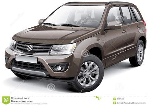 Suzuki Grand Vitara Backgrounds by Suzuki Grand Vitara Editorial Stock Photo Image 41475088