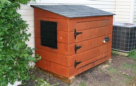generator storage shed bing images