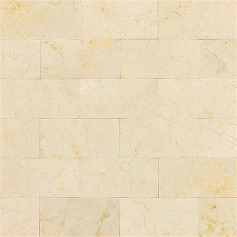 polished marble floor tile crema marfil 3x6 quot subway tile polished marble wall and floor tile atlanta by thebuilderdepot