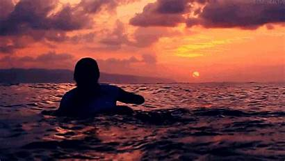 Summer Surf Beach Gifs Feeling Paradise Surfer