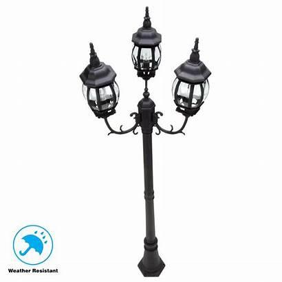 Depot Outdoor Hampton Bay Head Lights Lamp