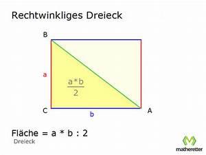 Höhe Vom Dreieck Berechnen : tri03 rechtwinklige dreiecke satz des pythagoras matheretter ~ Themetempest.com Abrechnung
