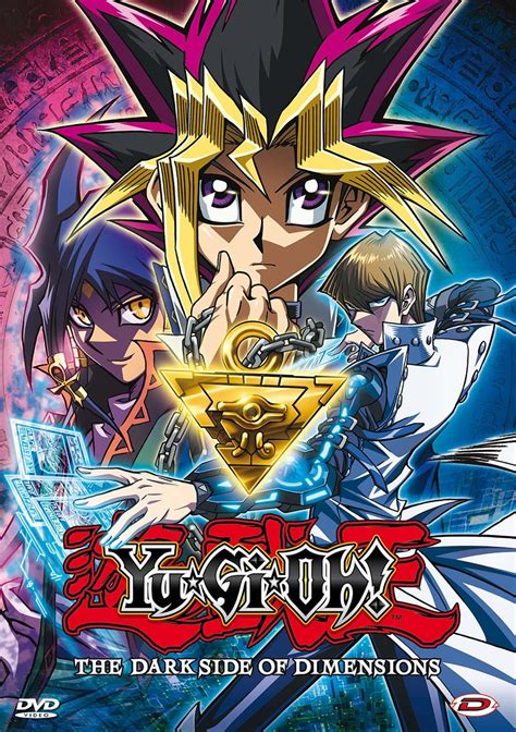Yugioh! The Dark Side Of Dimensions Wikipedia