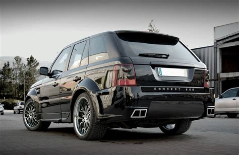Land Rover Range Rover Sport Modification by Land Rover Range Rover Sport Price Modifications