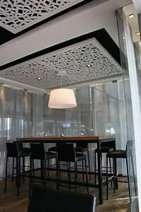 Decoration Faux Plafond : faux plafond lumineux decoration plafond ~ Melissatoandfro.com Idées de Décoration