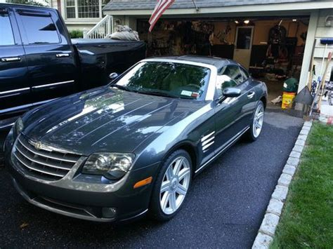 Chrysler 2 Door Coupe by Purchase Used 2004 Chrysler Crossfire Base Coupe 2 Door 3