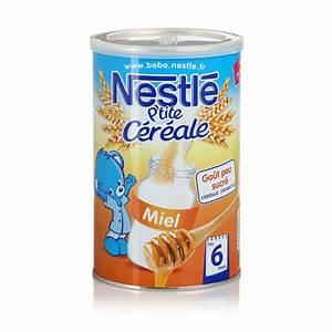 Boite A Cereale : c r ale miel d s 6m nestle la boite de 400g shoptimise ~ Teatrodelosmanantiales.com Idées de Décoration