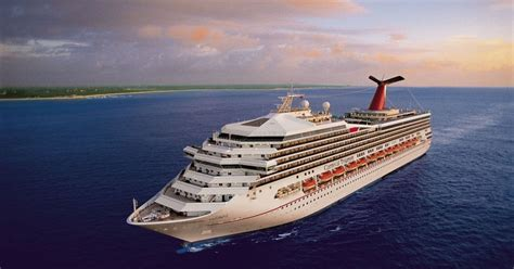 carnival triumph carnival cruise line ship to sail out of norfolk