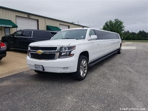 Chevrolet College Station used 2015 chevrolet suv stretch limo elite coach college