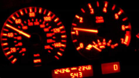 are leds bad for your 2004 bmw 3 series e46 dash warning lights of a bad