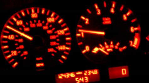 bmw  series  dash warning lights   bad