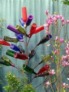 Glass Bottle Tree