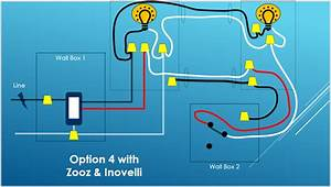 Wire 3 Way Switch Diagram Wiring