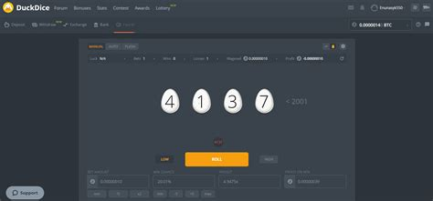 Seuntjie's dicebot is a program to automate betting strategies, like martingale, fibonacci, d' alembert and labouchere betting strategy, for crypto currency dice sites, or in other words, a betting bot. Best Bitcoin Dice Sites & Games 2020 🥇 - Crypto Dice Gambling