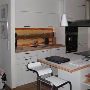 Nischenruckwand kuche 2 leuchtholz for Küche nischenrückwand