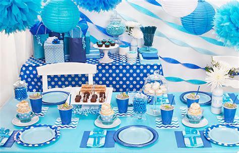 And Blue Birthday Decorations - blue supplies birthdayexpress