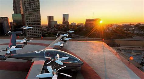 chargepoint and uber partner to bring flying electric cars to the sky