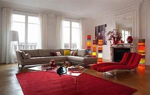canapes sofas et divans modernes roche bobois With tapis de gym avec canapé cuir design roche bobois